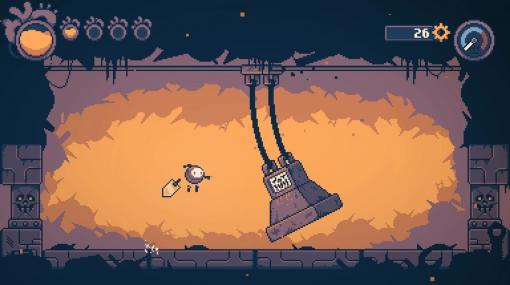 ドット絵メトロイドヴァニア『Haiku, the Robot』正式発表。ちっちゃなロボが飛んだり跳ねたり終末世界をゆく