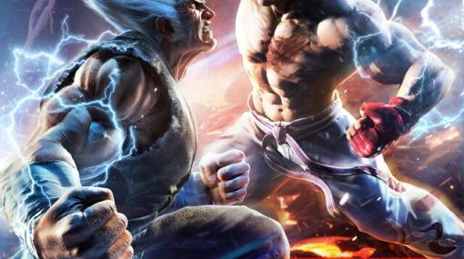 PS Nowに『鉄拳7』や『FF7』が追加
