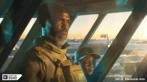 『バトルフィールド 2042』にも出演の俳優マイケル・K・ウィリアムズさんが死去―アイリッシュ役を担当