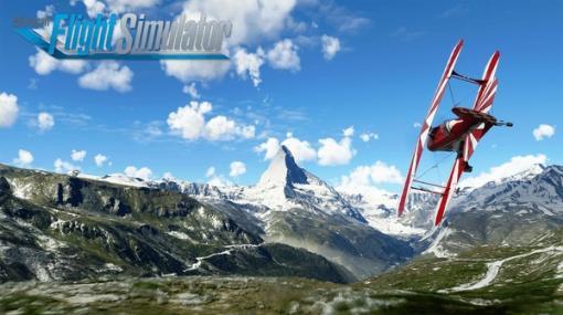 『Microsoft Flight Simulator』ドイツやスイスにフォーカスした無料大型アップデート配信