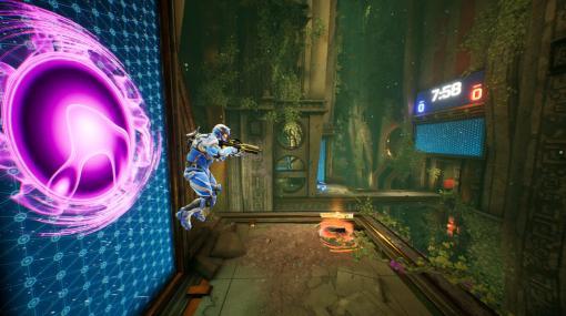 基本プレイ無料のポータルFPS『Splitgate』日本国内でのPS4版ベータテストが開始。『Halo』と『Portal』の融合を目指すSFシューター