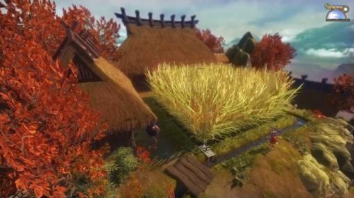 『天穂のサクナヒメ』開発者、5メートルの巨大稲穂をあっと言う間に開発してしまう。現実のニュースネタを3日で形にする軽快フットワーク