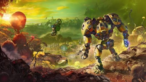 基地建設ロボARPG『リフトブレイカー』遂に海外10月14日発売決定!トレイラー公開