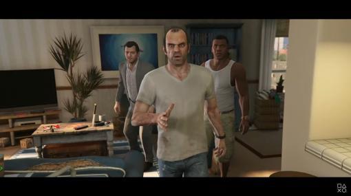 PS5版「グランド・セフト・オートV」「GTAオンライン」の発売日が2022年3月に