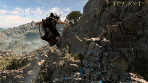 スクエニの新作アクションRPG『フォースポークン』2022年春にPS5/PC向けに発売へ。『アンチャーテッド』元開発者も制作参加
