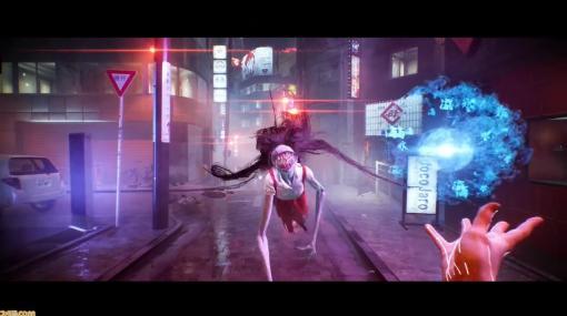 『Ghostwire: Tokyo』新映像が公開。一人称視点のアクションシーン、ストーリーのワンシーンなどが明らかに!【PS Showcase 2021】