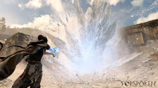 PC、PS5『FORSPOKEN』が2022年春に発売決定。ストーリー紹介トレーラーも公開