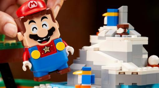 「スーパーマリオ64」の魅力を再発見できる「レゴ スーパーマリオ64 ハテナブロック」が10月1日に発売!