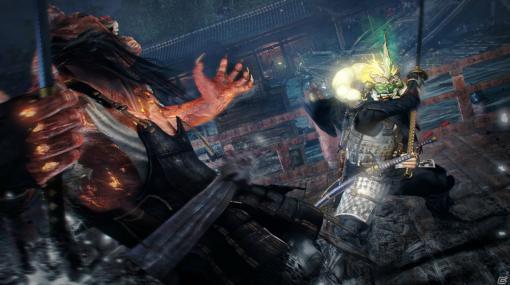 「仁王 Complete Edition」「仁王2 Complete Edition」のEpic Games Store版が発売!シリーズの世界累計出荷本数は600万本を突破
