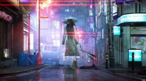 「Ghostwire: Tokyo」傘を差した喪服のマレビトやてるてるぼうずなど、様々な怪異が確認できるトレーラーが公開