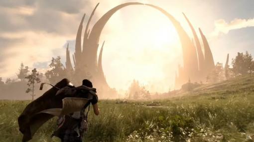 スクエニ新作ARPG『FORSPOKEN』は2022年春発売!新ゲームプレイトレイラーも公開【PlayStation Showcase 2021】
