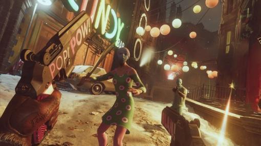 ループADV『DEATHLOOP』最新ストーリートレイラー「Down the Rabbit Hole」公開!【PlayStation Showcase 2021】