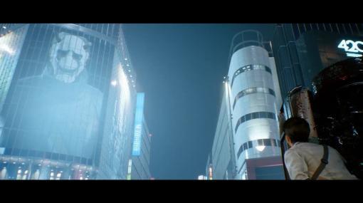 人が消えた東京を舞台に超常現象を描くゲーム『Ghostwire: Tokyo』の最新映像が公開。危険なオカルト信仰者「般若」に迫る