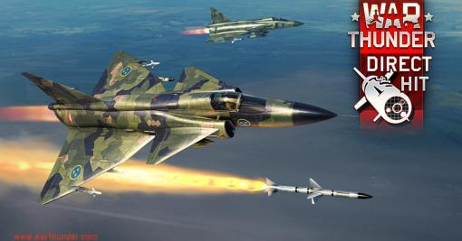 "「War Thunder」,大型アップデート""ダイレクトヒット(Direct Hit)""を実施。40種類以上の兵器が登場"