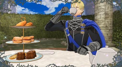 『ファイアーエムブレム 風花雪月』のお茶会が『メイド イン ワリオ』新作でマッハ化。もはやお茶会ではない