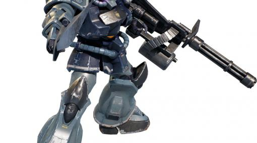「機動戦士ガンダム 戦場の絆II」にガンダムEz8とグフ・カスタムが参戦!新武器の追加やバトルバランスの調整も実施