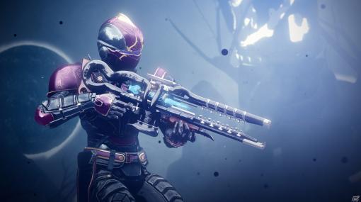 暗黒の力を操れ!「Destiny 2」初となるステイシス属性エキゾチックトレースライフル「アガーの杖」が登場