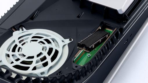 M.2 SSDストレージ拡張へ対応するPS5のシステムソフトウェアアップデートが9月15日に配信決定。テレビ内蔵スピーカーでの立体音響にも対応