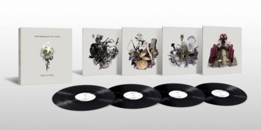 「NieR Replicant」のアナログレコード商品5タイトルが本日リリース