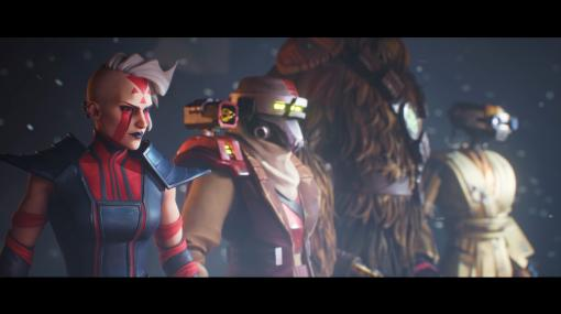 「Star Wars: Hunters」のシネマティックトレイラーが公開。人種も戦い方も異なる8人の個性的なハンターが戦う様子をチェック