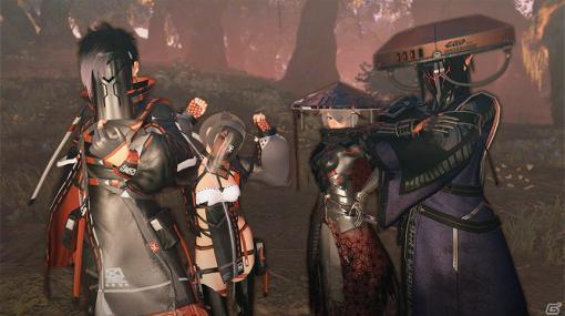 「PSO2 ニュージェネシス」SF風の忍者や侍がモチーフのコスが登場するACスクラッチ「シルエットオブダークネス」が配信!