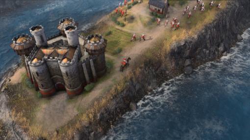 シリーズ最新作『Age of Empires IV』誰でも参加できるテクニカルストレステスト9月18日より実施