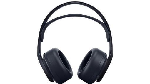 PCにも接続可のPS5用PULSE 3D無線ヘッドセット新色「ミッドナイト ブラック」10月28日発売決定。対応作品では3Dオーディオを楽しめる