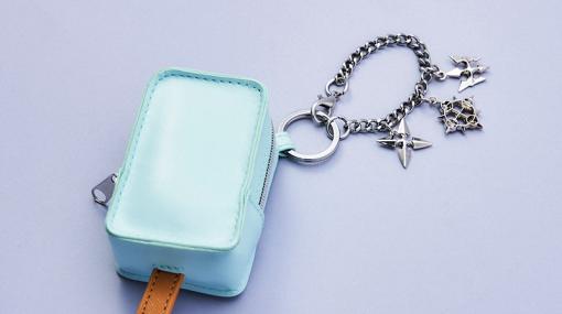 「キングダム ハーツ」のバッグチャームやポーチなどの新商品の発売が決定