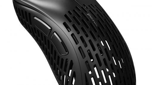 重さ約58gの超軽量ワイヤレスマウスがPulsar Gaming Gearsから登場