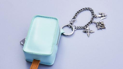 「キングダム ハーツ」ユーザブルバッグが入ったシーソルトアイス型のバッグチャームなど新グッズ5種の予約受付が開始!