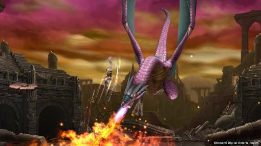 「悪魔城ドラキュラ - Grimoire of Souls」がApple Arcadeで配信!キャラクターデザインを小島文美氏、楽曲を山根ミチル氏が担当