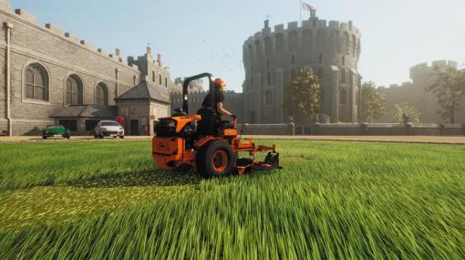 本格派芝刈りシム『Lawn Mowing Simulator』が、『Call of Duty: Warzone』にTwitch同時視聴者数で勝っていた。芝刈りが起こした奇跡