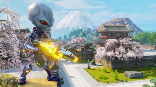 エイリアン地球侵略アクション『Destroy All Humans! 2 – Reprobed』発表、日本語対応。国内未発売のシリーズ2作目がフルリメイク