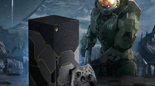 「Xbox Series X Halo Infinite リミテッド エディション」本日予約スタート