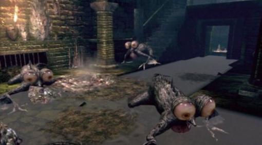 初期ダークソウルさん「変なカエルに負けたらずっとHP半分な!解除がんばれよ(笑」←ひどすぎやろ