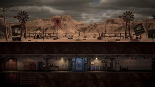「Sheltered 2」が本日リリース。アポカリプス後の世界で,サバイバーたちを束ねてシェルターを維持するマネージメントシム