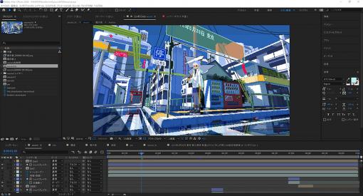 ピクセルアーティストAPO+のワークフローと機材要件に迫る。クリエイター向けPC「DAIV」の実力は? - インタビュー