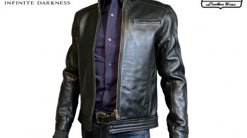 「バイオハザード:インフィニットダークネス」でレオンが着用するライダースジャケットがKADOYAとのコラボ限定モデルとして登場!