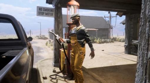 ガソリンスタンド経営シム『Gas Station Simulator』がSteamで思わぬ人気を見せる。多忙すぎる異例の労働ゲームに同接1万人超え