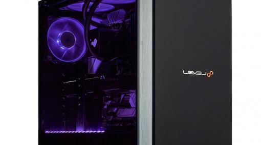 LEVEL∞,プロチーム「令和ゲーミング」コラボモデルの光るゲームPC計3製品を発売