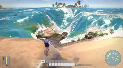 モーゼのように海を割って世界を冒険するサバイバルアクション『Breakwaters』のトレーラーが公開、年内にアーリーアクセス版が配信予定