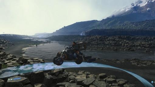 PS5向けの「DEATH STRANDING Director's Cut」はより美しく,より遊びやすく。追加された新要素を中心に紹介