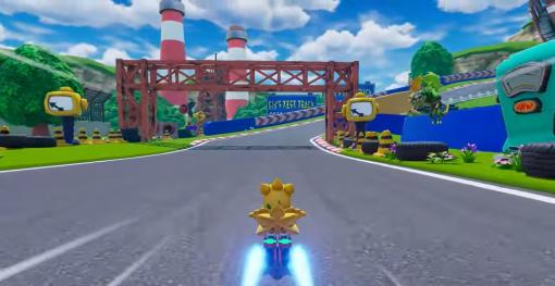 Nintendo Switch『チョコボGP』発表。シロマやギルガメッシュたちと、願いが叶うレースゲームに挑戦