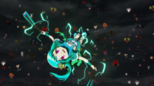 ウワサの鶴乃を倒したいろはだが…。アニメ『マギレコ』8話にはメルも登場