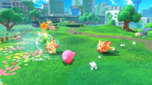 新作『星のカービィ ディスカバリー』がSwitchで2022年春に発売決定。シリーズ初の3Dアクションゲームに【Nintendo Direct】