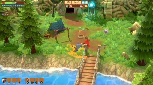 「ニャンザの冒険」プレイレポート。動物キャラクターやグラフィックスの雰囲気に惹かれた人にオススメのシンプルなアクションRPG