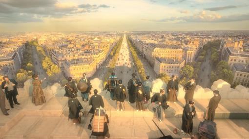 コロナ禍で実現したパリと日本のリモートによるVFX制作、大河ドラマ『青天を衝け』 - 連載