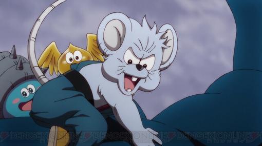 アニメ『ダイの大冒険』50話。チウが獣王遊撃隊を結成!