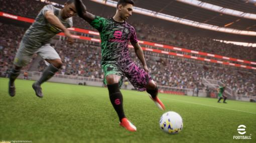 『eFootball 2022』世界最高峰のリアルとゲームらしさを両立したベストバランスサッカー! プレイレビューと木村征太郎Pのインタビューで徹底分析