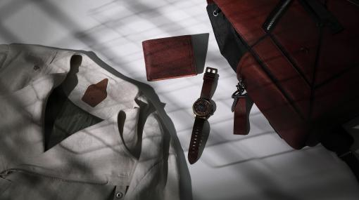 『サイレントヒル2』の三角頭ことレッドピラミッドシングをイメージした腕時計、アウター、バッグ、財布が9月24日~10月11日まで予約受付中!